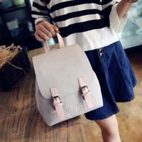 2017 summer new female tide small fresh shoulder bag female college wind casual student backpack
