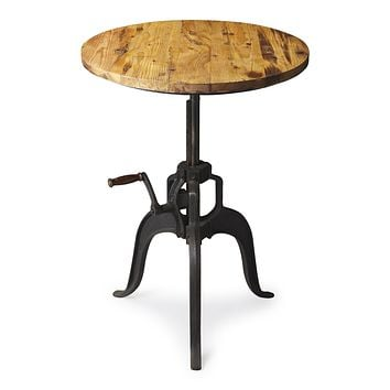 Butler Recycled Wood and Iron Industrial Hall/Pub Table by Butler Specialty Company 1783025