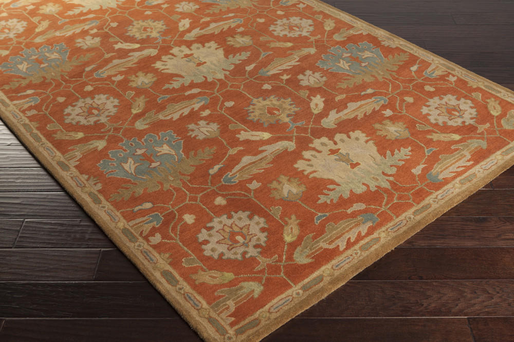 mentone area rug red arts and crafts from jack and jill. Black Bedroom Furniture Sets. Home Design Ideas