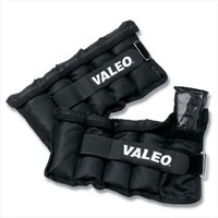 Valeo Adjustable Ankle or Wrist Weights (10 lbs) Val-AW10 | deviazon.com