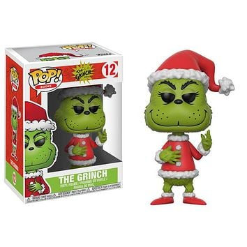 Grinch Funko Pop! Books