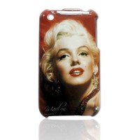 Marilyn Monroe Snap-On Case for iPhone 3G