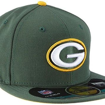 Green Bay Packers 59Fifty Sideline Hat By New Era
