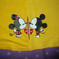 Mickey and Minnie Couples Shirts