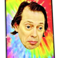 BUSCEMI TIE DYE IPHONE CASE - PREORDER