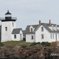 Indian Head Lighthouse - photograph
