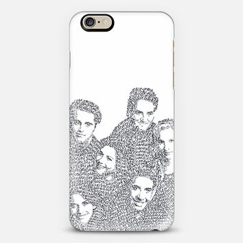 I'll Be There For You iPhone 6 case by S. L. Fina | Casetify