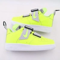 "Nike Air Froce One ""Light Green"" Men Running Sneaker"