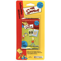 Simpsons - Collectible Stickers