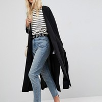 ASOS Tailored Edge to Edge Duster Jacket at asos.com