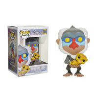 Disney The Lion King Pop! Rafiki With Simba Vinyl Figure