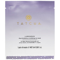 Tatcha Luminous Deep Hydration Revitalizing Eye Mask (1 mask)