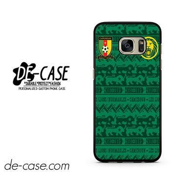 Cameroon Soccer Jersey DEAL-2303 Samsung Phonecase Cover For Samsung Galaxy S7 / S7 Ed
