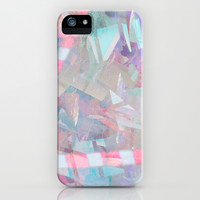 Crystalline iPhone & iPod Case by Jevan Strudwick