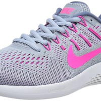 Nike Lunarglide 8 Women's Running Shoes - SU16 - 10 - Grey