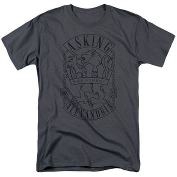 ac NOOW2 Asking Alexandria - The Finest Short Sleeve Adult 18/1