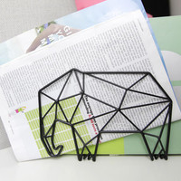 Kikkerland Design Inc » Products » Letter Organizer Elephant + Key Holder