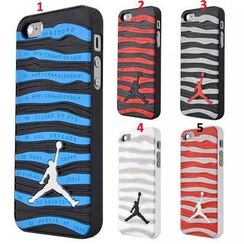Jordan Case for iPhone 4 4s 5 5s 5c 6/6s 6 plus/6s plus