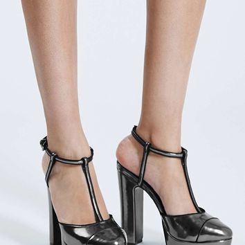 SATURN T-Bar Platforms | Topshop
