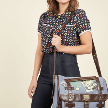 I Want to Hold Your Handy Bag | Mod Retro Vintage Bags | ModCloth.com