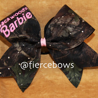 Backwoods Barbie Cheer Bow