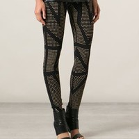 Philipp Plein 'racy' Leggings - Leam - Farfetch.com