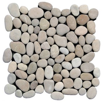 Tan Pebble Tile