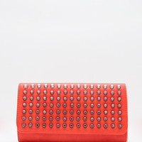 Farley Studded Clutch