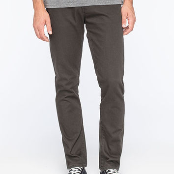 Rvca Daggers Pvsh Fresh Mens Slim Jeans Gray  In Sizes