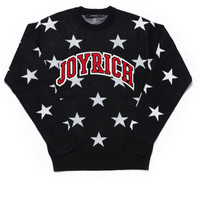 ALL STAR KNIT CREW / BLACK - JOYRICH Store