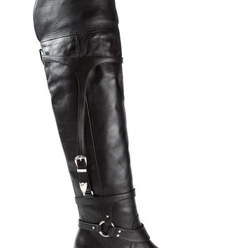 Toga Pulla thigh high boots