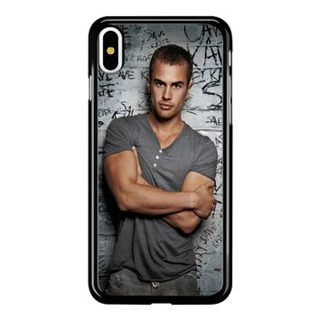 Theo james Arms Span iPhone X Case