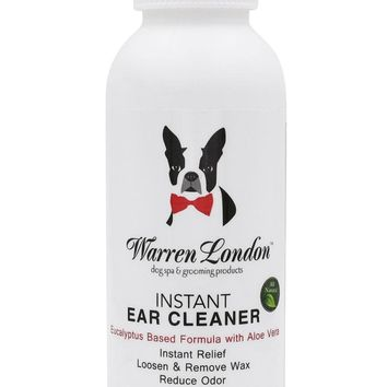 Instant Ear Cleaner For Dogs - Removes Wax and Odor