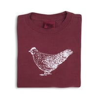 Chicken Short Sleeve Tee