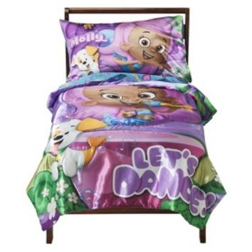 Nickelodeon Bubble Guppies 4 Piece Bed From Target Toddler