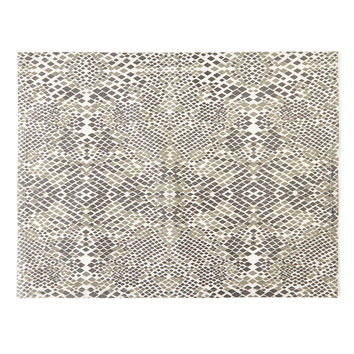 Snake-Print Placemats, Set of 4 - Divine Designs USA