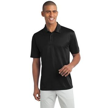Port Authority Mens Silk Touch Performance Polo Shirt