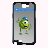 wallpaper monsters e8538791-a09c-4fe6-81cd-e60f29bce1d4 FOR SAMSUNG GALAXY NOTE 2 CASE**AP*