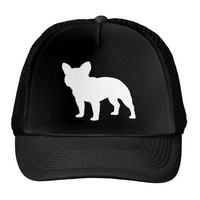 French Bulldog Print Baseball Cap
