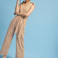 Patna Striped Jumpsuit