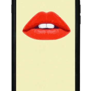 Lips iPhone 6 Plus/6s Plus Case