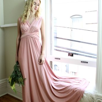 Liza Rose Bridesmaid Dress