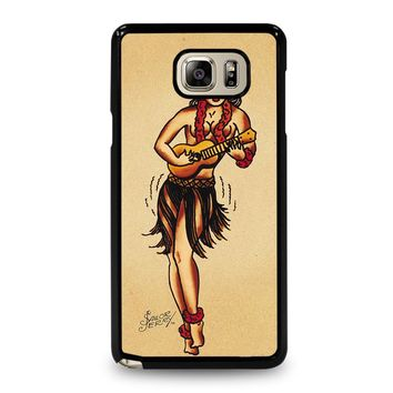 SAILOR JERRY TATTOO HAWAII Samsung Galaxy Note 5 Case