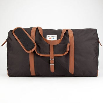 Benrus Duffle Bag Black One Size For Men 24680910001