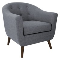 Rockwell Chair Grey