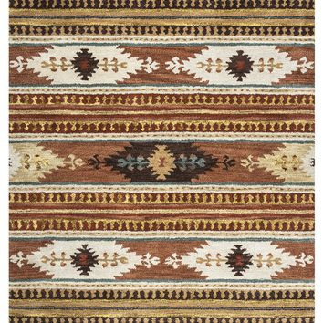 Rizzy Home Southwest SU8156 Multi-Colored Southwest/Tribal Area Rug