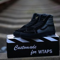 Best Deal Online WTAPS VANS OG SK8-Hi Men Shoes Women Sneaker