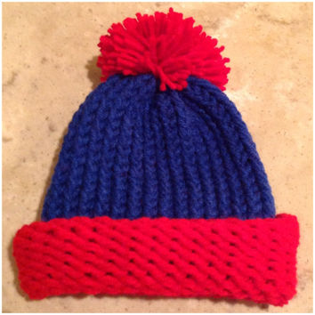 South Park Inspired Stan Marsh Knitted Winter Hat