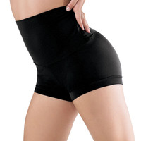 High-Waisted Dance Shorts; Balera