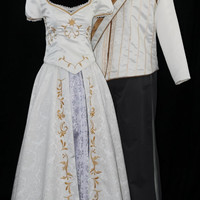 Adult Flynn Wedding Costume Custom Made